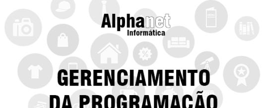 Gerenciamento da Programação